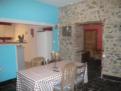 Maison Doische - 6 personnes - location vacances  n�37850
