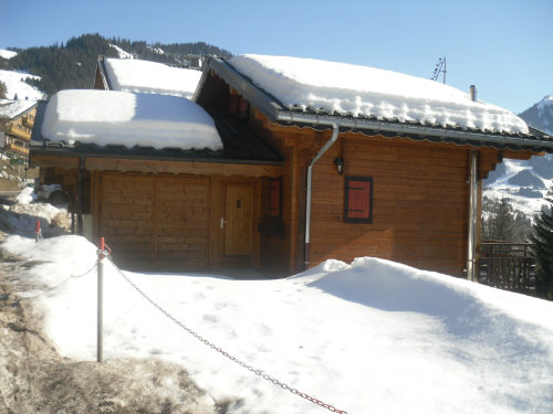 Chalet in Châtel - Vacation, holiday rental ad # 37859 Picture #1