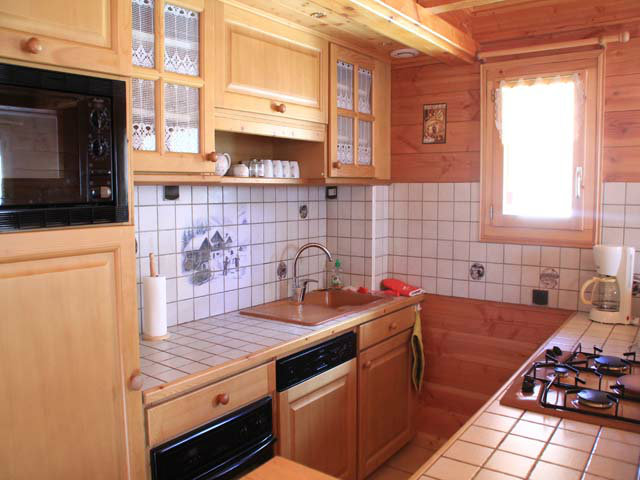 Chalet in Châtel - Vacation, holiday rental ad # 37859 Picture #3