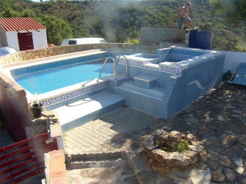 House Sao Bras De Alportel - 6 people - holiday home  #37886