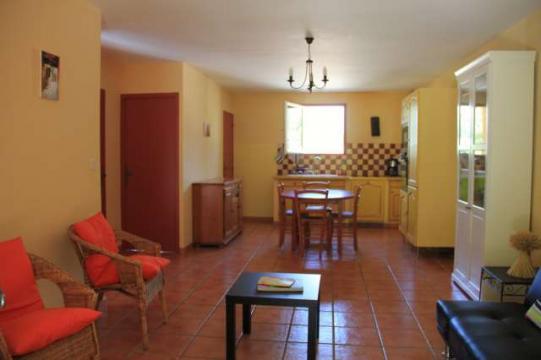 Maison Carpentras - 4 personnes - location vacances  n°37934