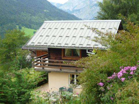 Chalet in Châtel for   4 •   private parking