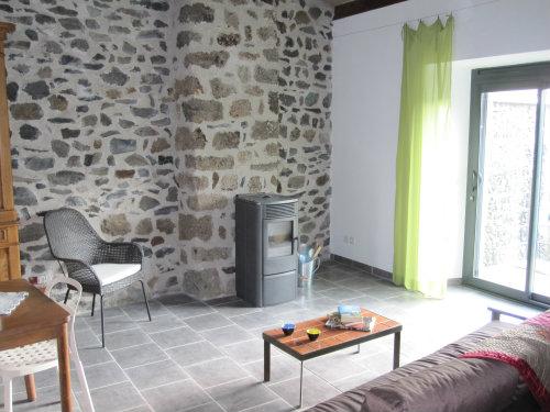 Gite Lantriac - 5 personnes - location vacances  n°37997