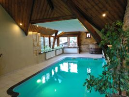 Gite in Salignac-eyvigues for   4 •   with private pool   #37266