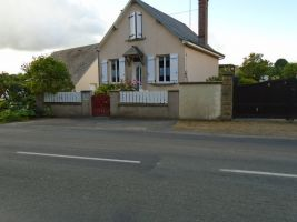 House in La lucerne d'outremer for   4 •   with terrace   #37389