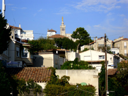 Maison 6 personnes Marseille - location vacances  n°38008