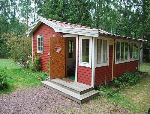 Huis Oknö Mönsterås - 4 personen - Vakantiewoning  no 38026