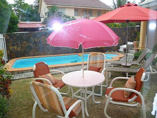 Appartement Trou Aux Biches - 4 personnes - location vacances  n°38073