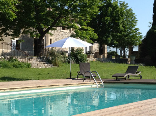 Gite Sommières - 2 people - holiday home  #38083