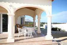 House in MORAIRA - Vacation, holiday rental ad # 38085 Picture #1