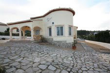 House in MORAIRA - Vacation, holiday rental ad # 38085 Picture #10