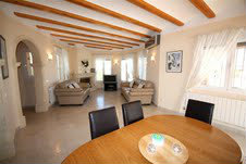 House in MORAIRA - Vacation, holiday rental ad # 38085 Picture #3