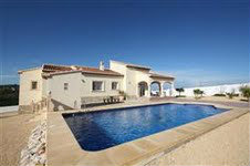 House in MORAIRA - Vacation, holiday rental ad # 38085 Picture #7