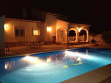 House in MORAIRA - Vacation, holiday rental ad # 38085 Picture #9