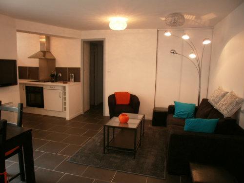 Apartamento 7 personas Luzenac - alquiler n°38093