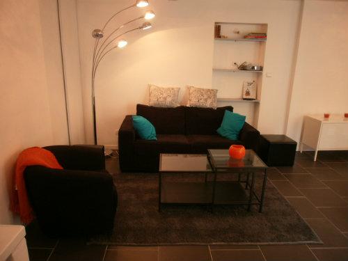 Appartement Ax Les Thermes - 7 personnes - location vacances  n°38094