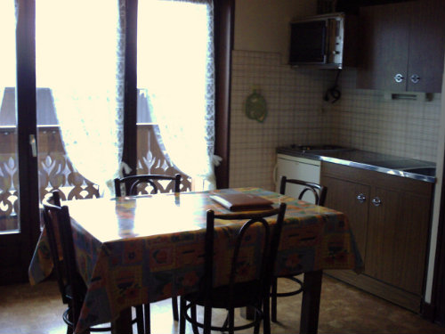 Chalet Les Gets - 2 people - holiday home  #38121