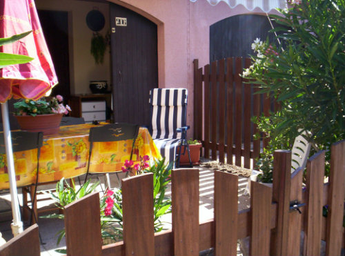 Studio in Gruissan - Vacation, holiday rental ad # 38136 Picture #7