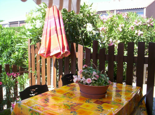 Studio in Gruissan - Vacation, holiday rental ad # 38136 Picture #8