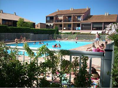 Studio in Gruissan - Vacation, holiday rental ad # 38136 Picture #9
