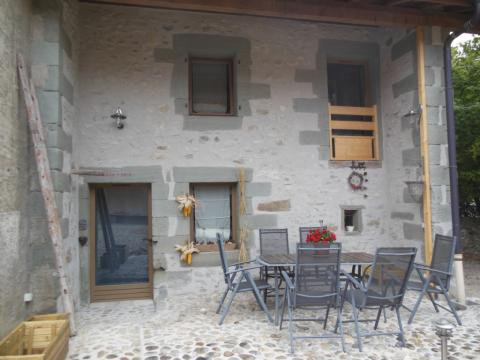 Gite 5 personnes Saint Julien En Genevois - location vacances  n°38164