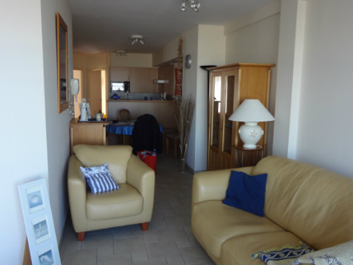 Flat in Koksijde - Vacation, holiday rental ad # 38176 Picture #2