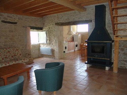 Gite Blaignac (gîte Le Figuier) - 8 personnes - location vacances  n°38179