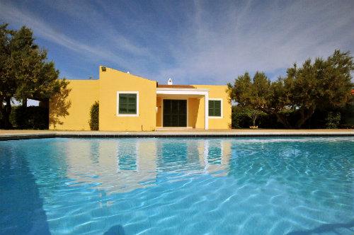 Maison à Menorca pour  6 •   vue sur mer