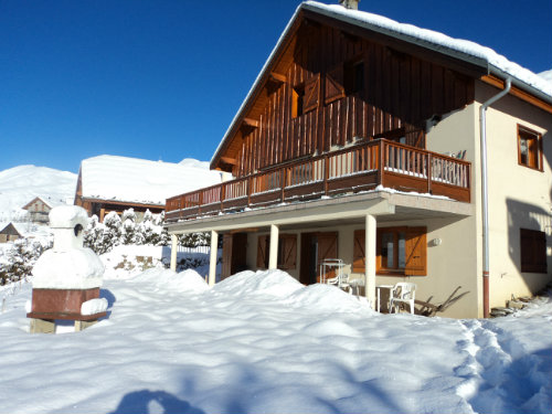 Chalet St Jean D'arves - 4 people - holiday home  #38196