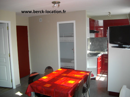 Flat Berck Sur Mer - 6 people - holiday home  #38220