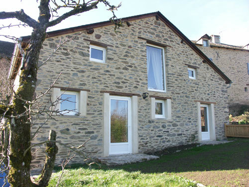 Gite Le Vibal - 5 people - holiday home