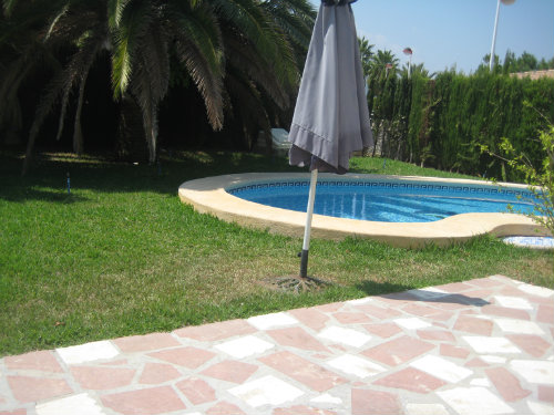 Chalet in Denia - Vacation, holiday rental ad # 38255 Picture #1