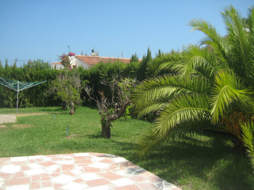 Chalet in Denia - Vacation, holiday rental ad # 38255 Picture #2