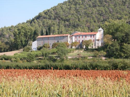 Maison 8 personnes Buis-les-baronnies - location vacances  n°38265
