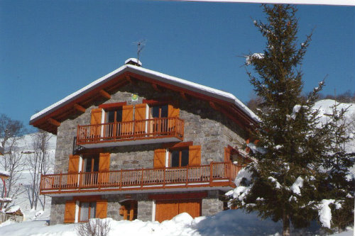 Chalet Les Menuires - 16 people - holiday home  #38285