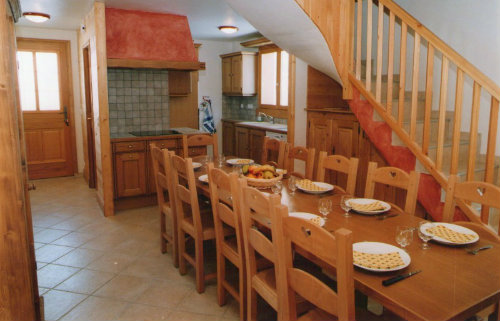 Chalet in Les Menuires - Vacation, holiday rental ad # 38288 Picture #2