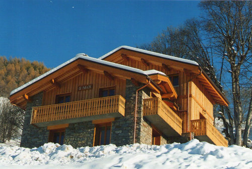 Chalet Les Menuires - 12 people - holiday home  #38288