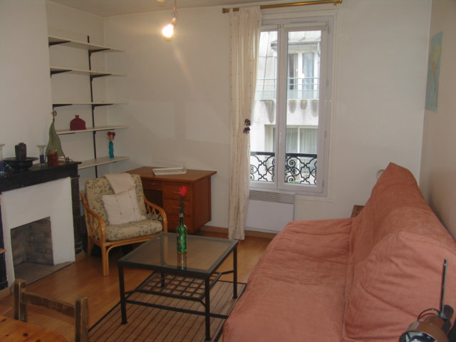 Flat 4 people Paris - holiday home  #38297