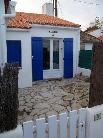 Maison L'herbaudière - 5 personnes - location vacances  n°38311