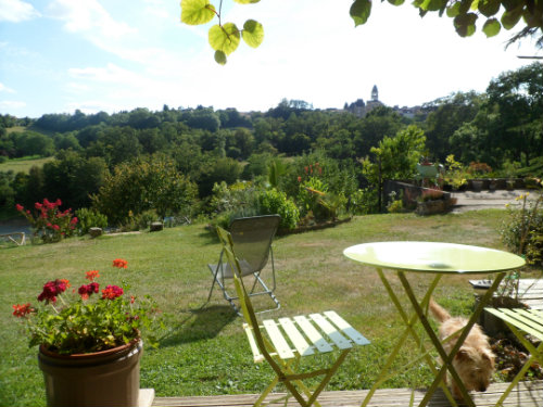 Bed and Breakfast in THIVIERS - Vacation, holiday rental ad # 38328 Picture #0