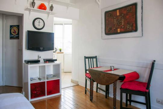 Flat in PARIS - Vacation, holiday rental ad # 38334 Picture #1