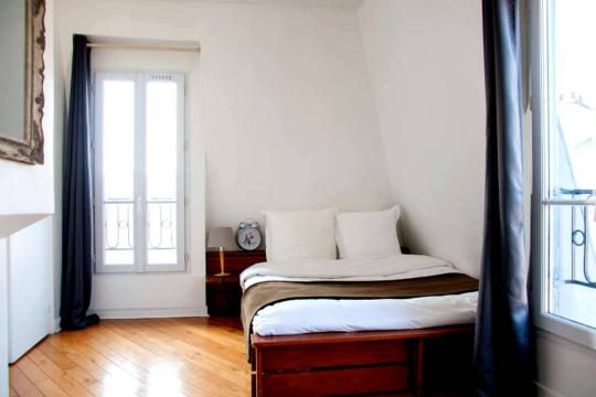 Flat in PARIS - Vacation, holiday rental ad # 38334 Picture #4