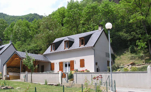 House Saint Lary Soulan  - holiday home  #38350