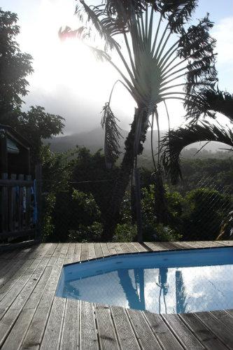 Gite Bouillante - 6 personnes - location vacances  n°38374