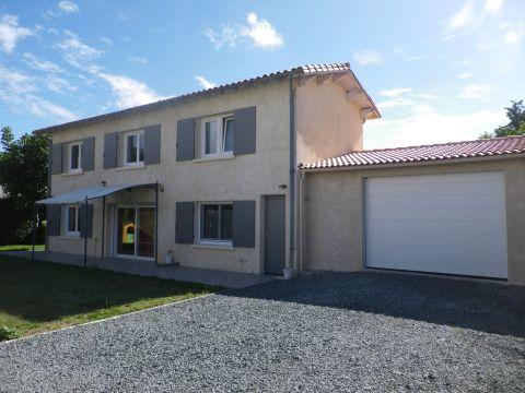 House Royan - 6 people - holiday home  #38389