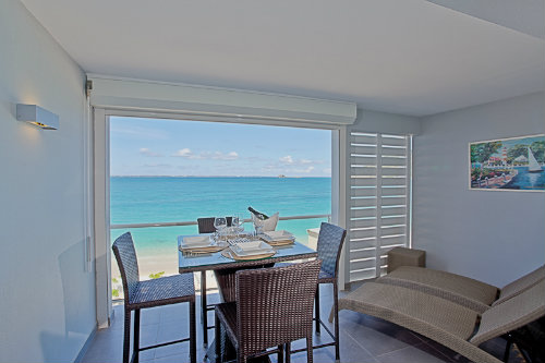 Flat in Saint-martin for   4 •   with terrace   #38391