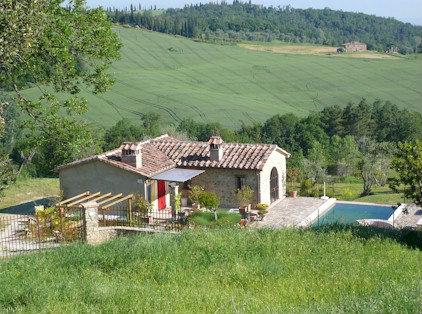 Maison Gambassi Terme - 6 personnes - location vacances  n°38402