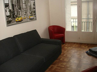 Flat in Tours - Vacation, holiday rental ad # 38408 Picture #0