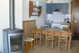 Flat in Tignes le lavachet - Vacation, holiday rental ad # 38424 Picture #1
