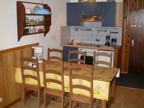 Flat in Tignes le lavachet - Vacation, holiday rental ad # 38424 Picture #4